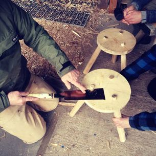 stool making courses